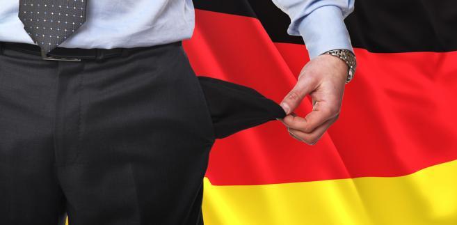 Niemcy rynek pracy 2015